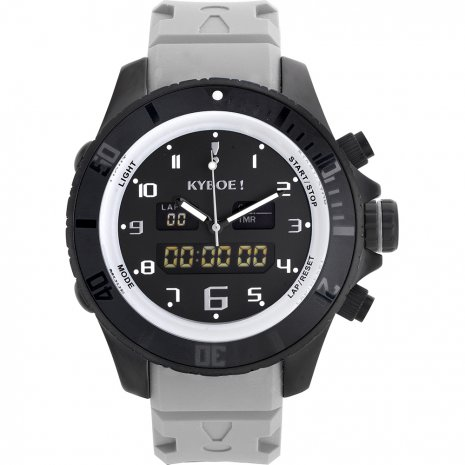 Kyboe Cyclon Hybrid  watch